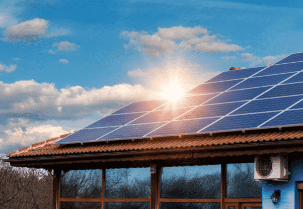 Small Businesses Start To Invest In Solar Energy